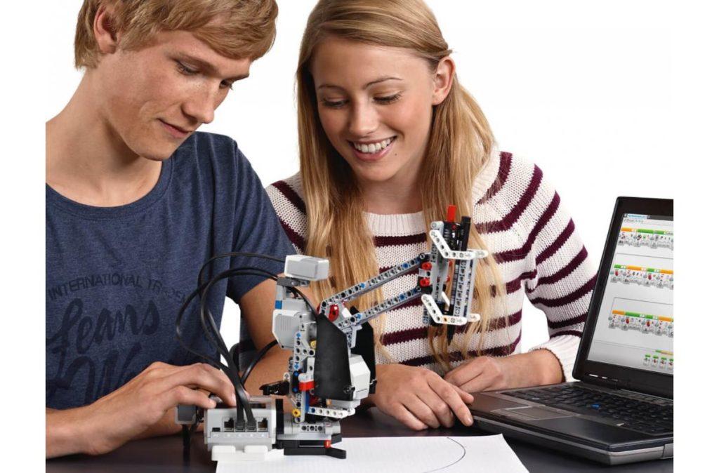 actividades robotica madrid