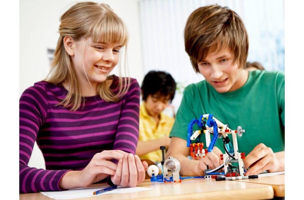 actividades de robotica para niños en madrid