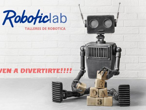 actividades de robotica en madrid