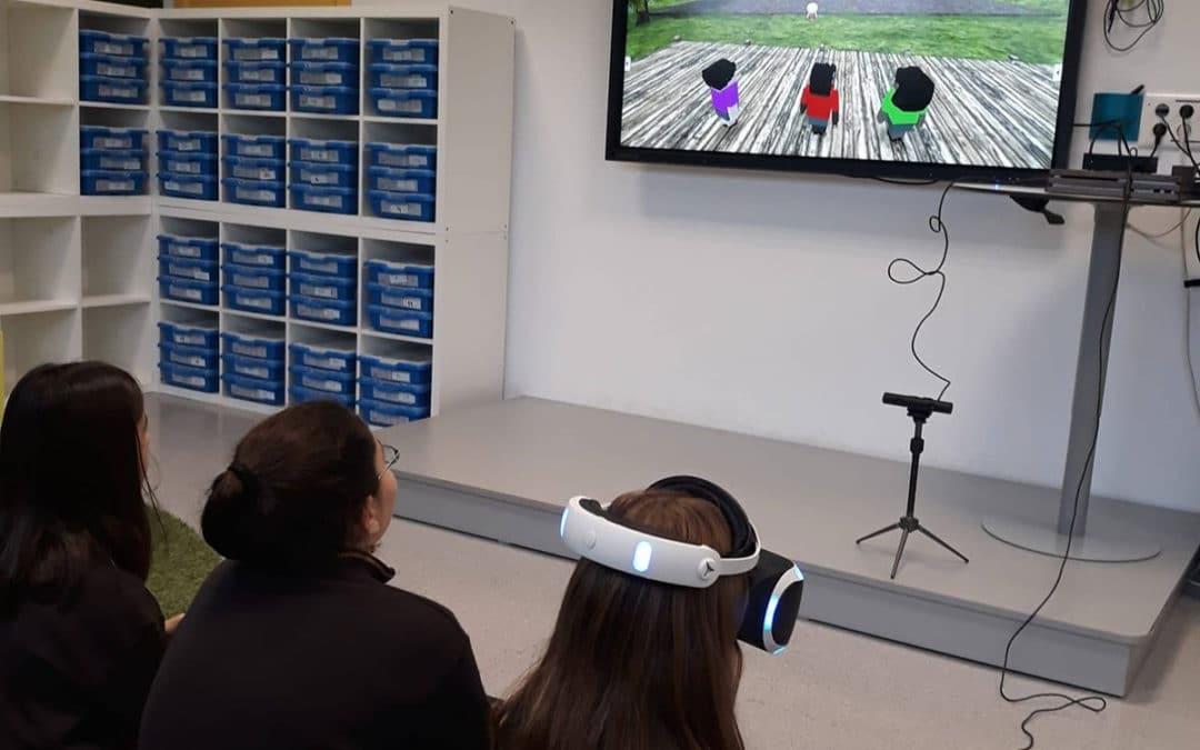 Actividades de Realidad Virtual
