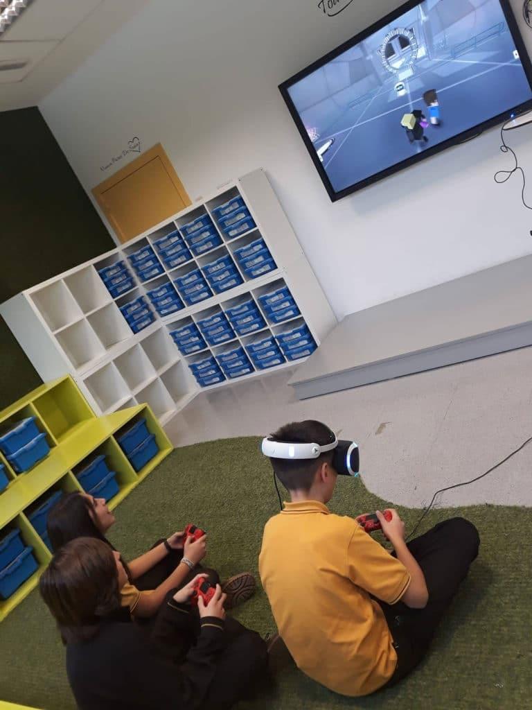 Actividades Realidad Virtual