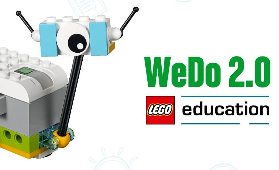 Taller de robótica Lego para niños